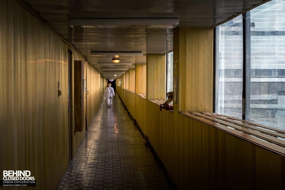 Chernobyl Power Plant - The Golden Corridor