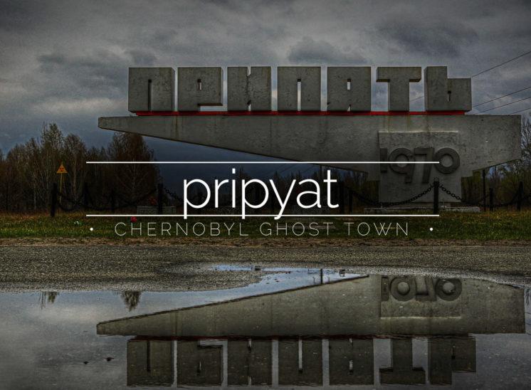 Pripyat Ghost Town, Ukraine