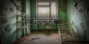 Pripyat: Hospital MsCh-126 Medico-Sanitary Unit
