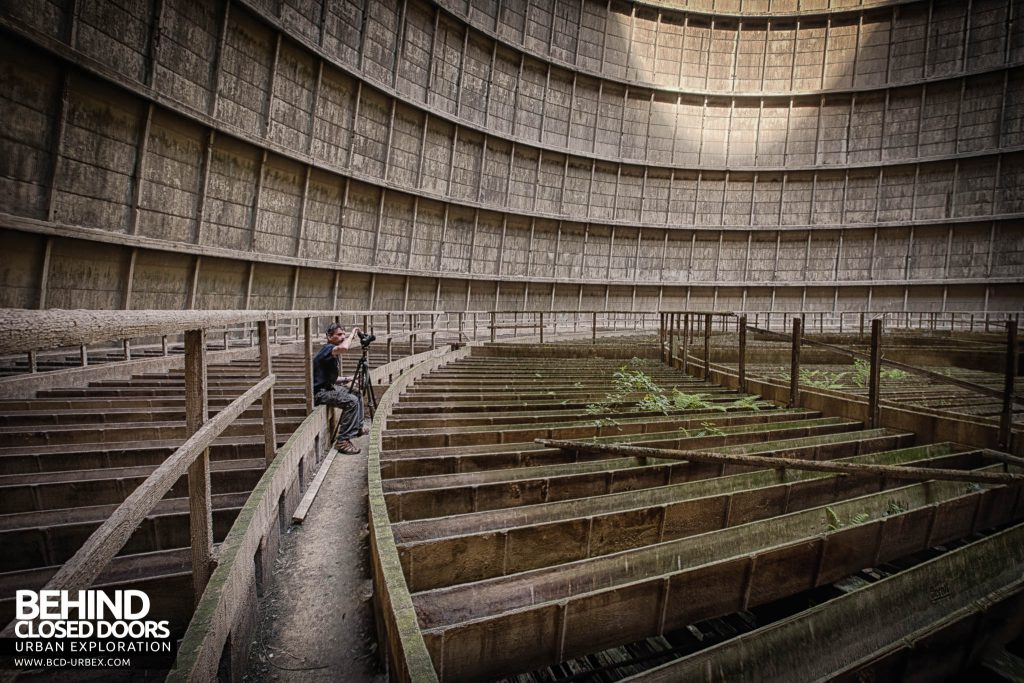 IM Cooling Tower - Kriegaffe9 doing it the lazy way