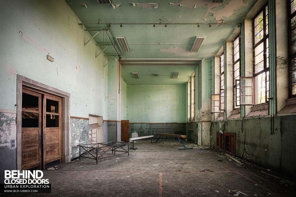 Pensionnat Catholique - Gym Hall