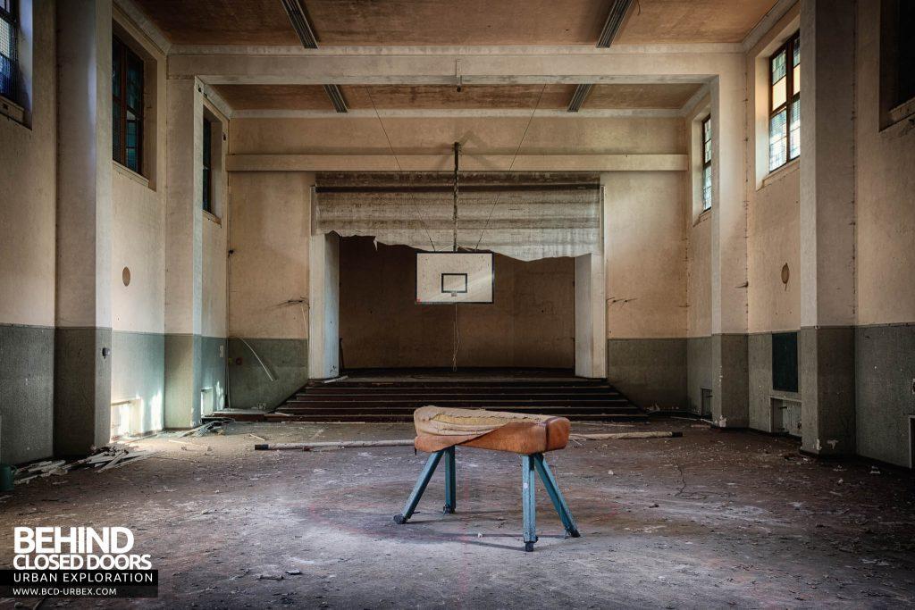 Pensionnat Catholique - Sports hall