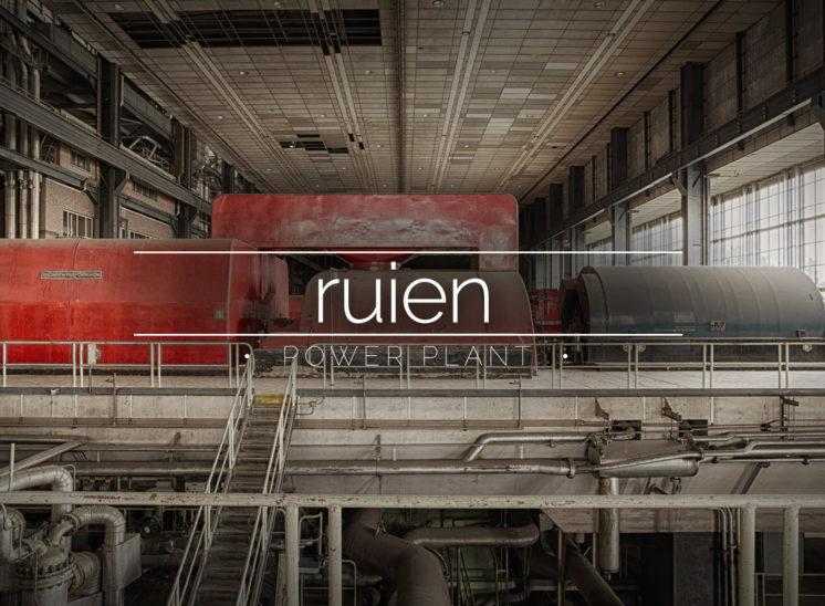 Ruien Power Plant, Kluisbergen, Belgium