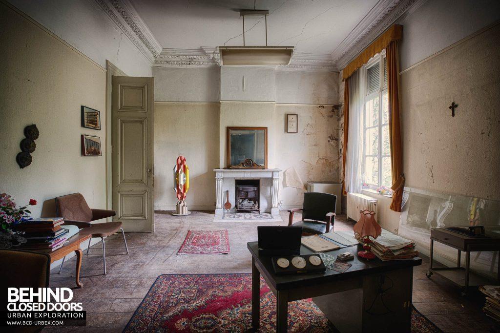 Villa Directeur - Managers Office
