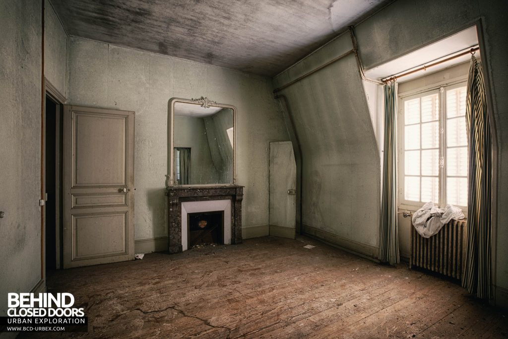 Château des Faisans - Another bedroom