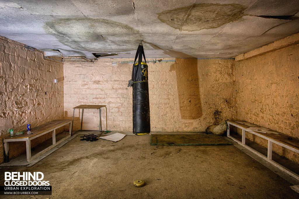 Crookham Court - Gymnasium
