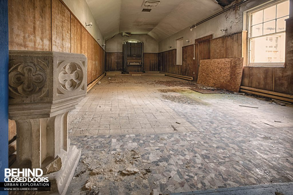 Crookham Court - Chapel