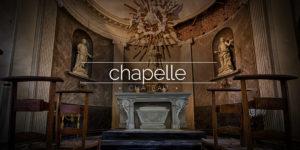 Château de la Chapelle, Belgium