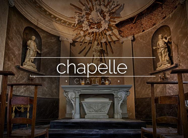 Chateau de la Chapelle, Belgium