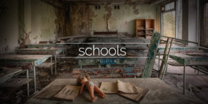 Pripyat: Schools and Nurseries