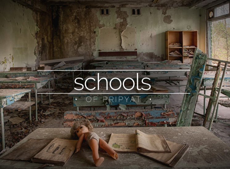 Pripyat Schools and Nurseries