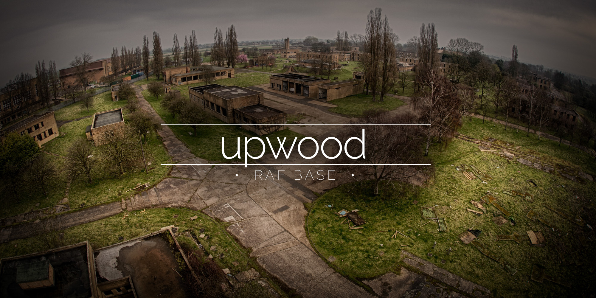 RAF Upwood