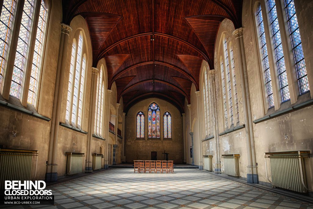 Salve Mater Psychiatric Hospital - The chapel