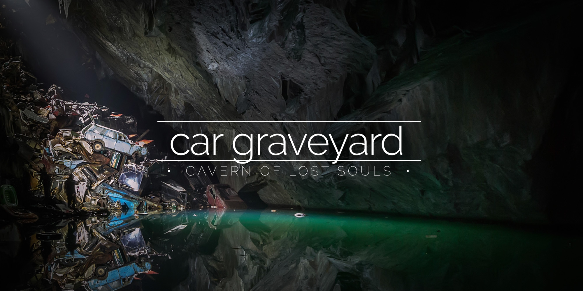 Cavern of the Lost Souls - Car Mine