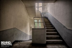 Hotel Thermale - Further up the staircase