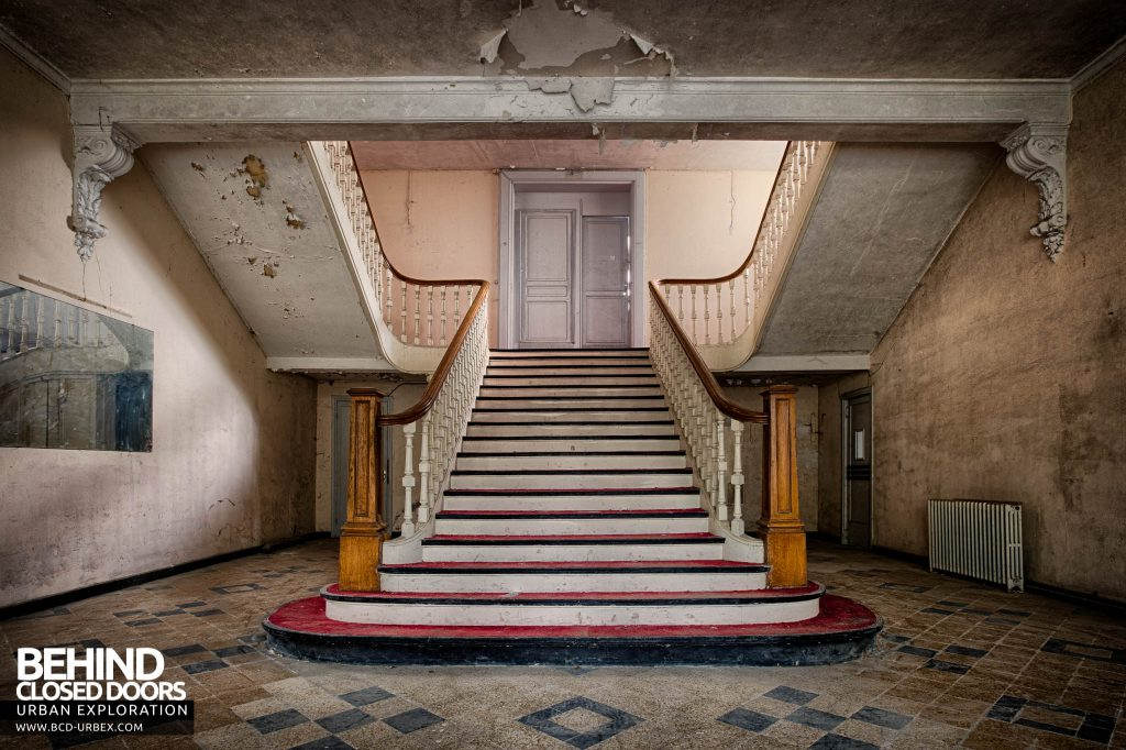 Hotel Thermale - Main Staircase