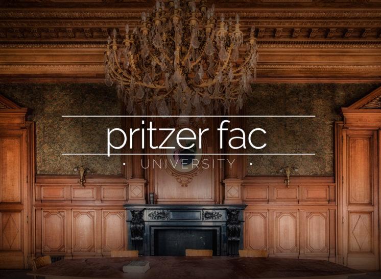 Pritzker Fac College University