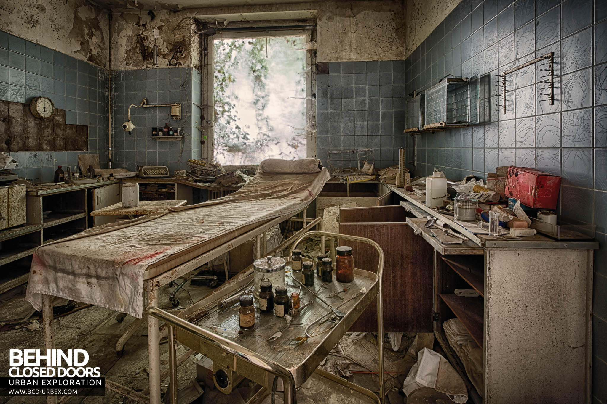 Dr Anna S House And Medical Surgery Germany 187 Urbex