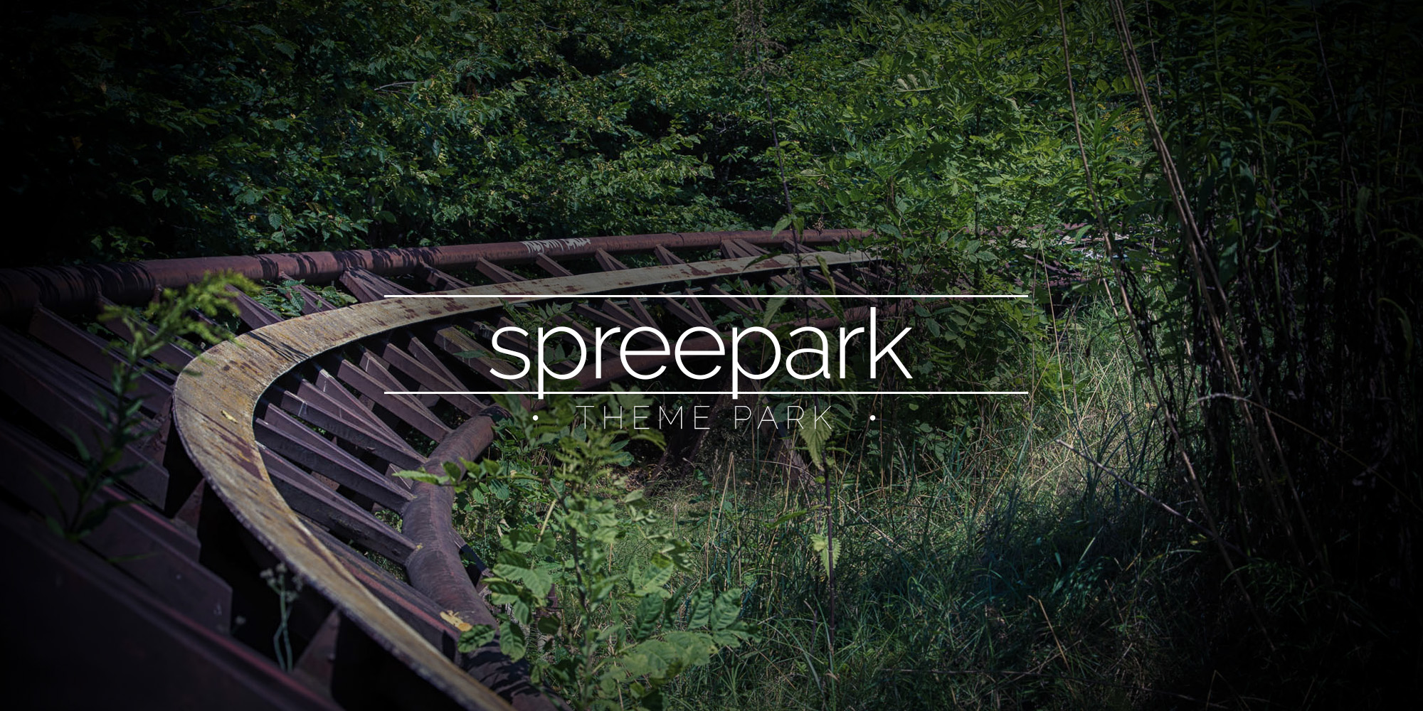 Spreepark abandoned theme park, Germany