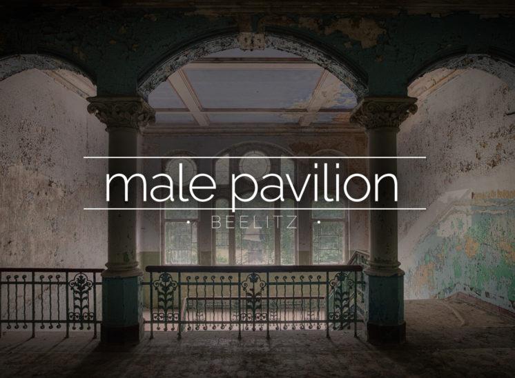 Beelitz Heilstätten Male Pavilion