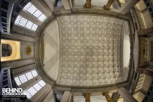 Courthouse Germany - Ceiling
