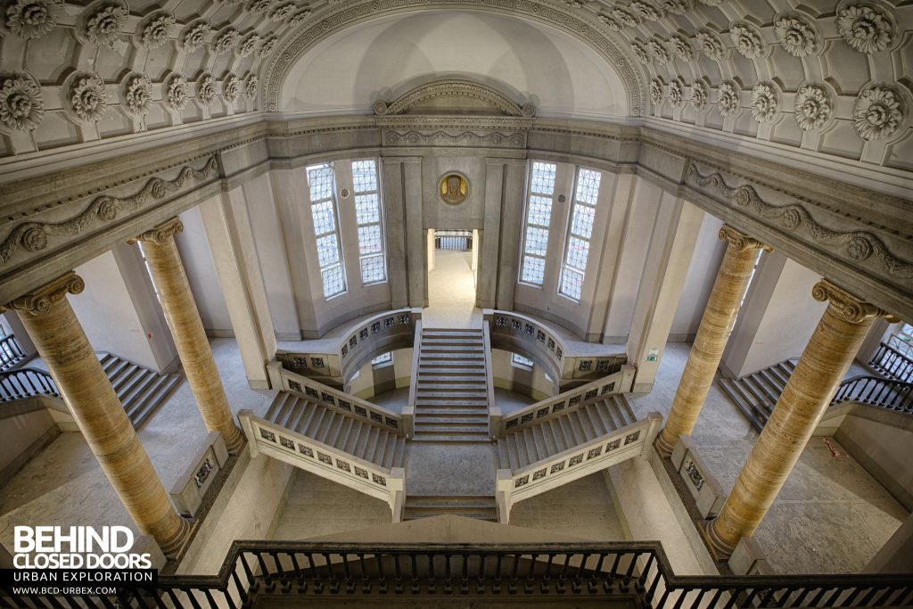 Courthouse Germany - View from the top