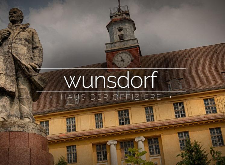 Wünsdorf, Haus Der Offiziere