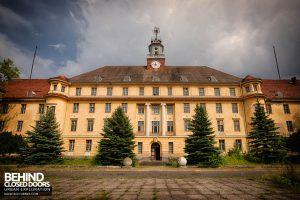 Wunsdorf - The Haus der Offiziere