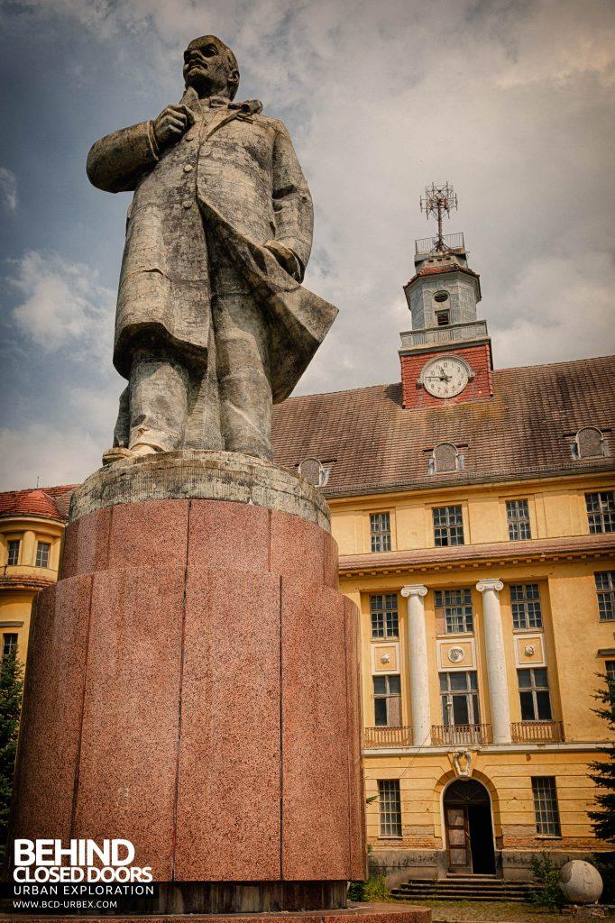Wunsdorf - The Lenin Statue