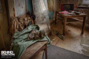 Wunsdorf - The Haus der Offiziere - War Room
