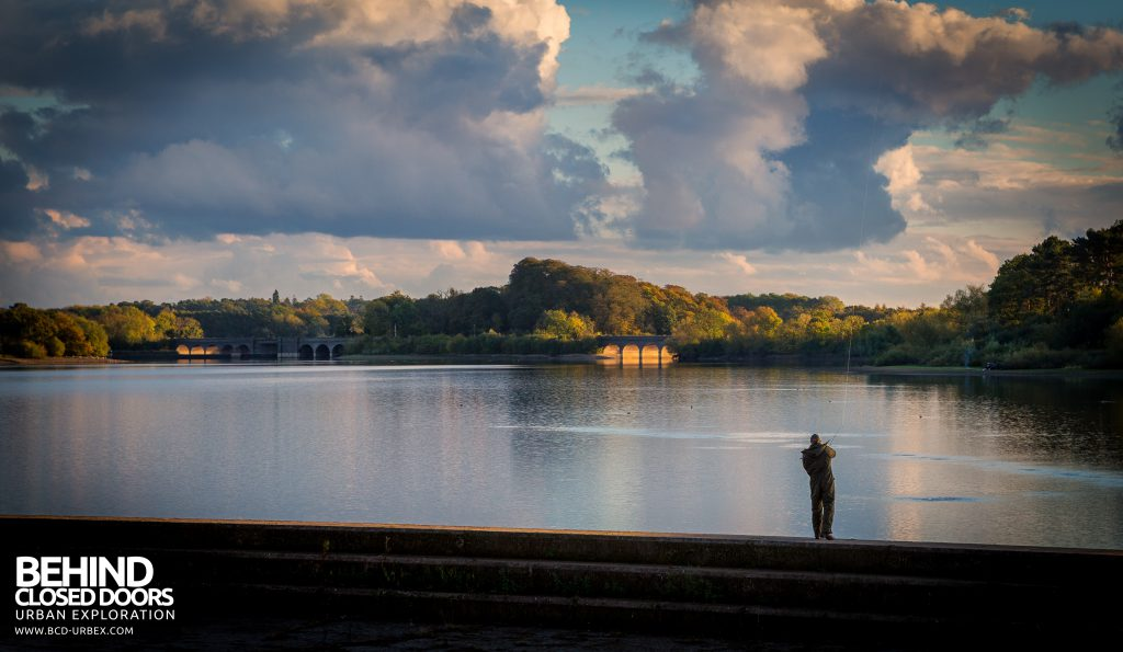 Swithland Reservoir - The main reservoir