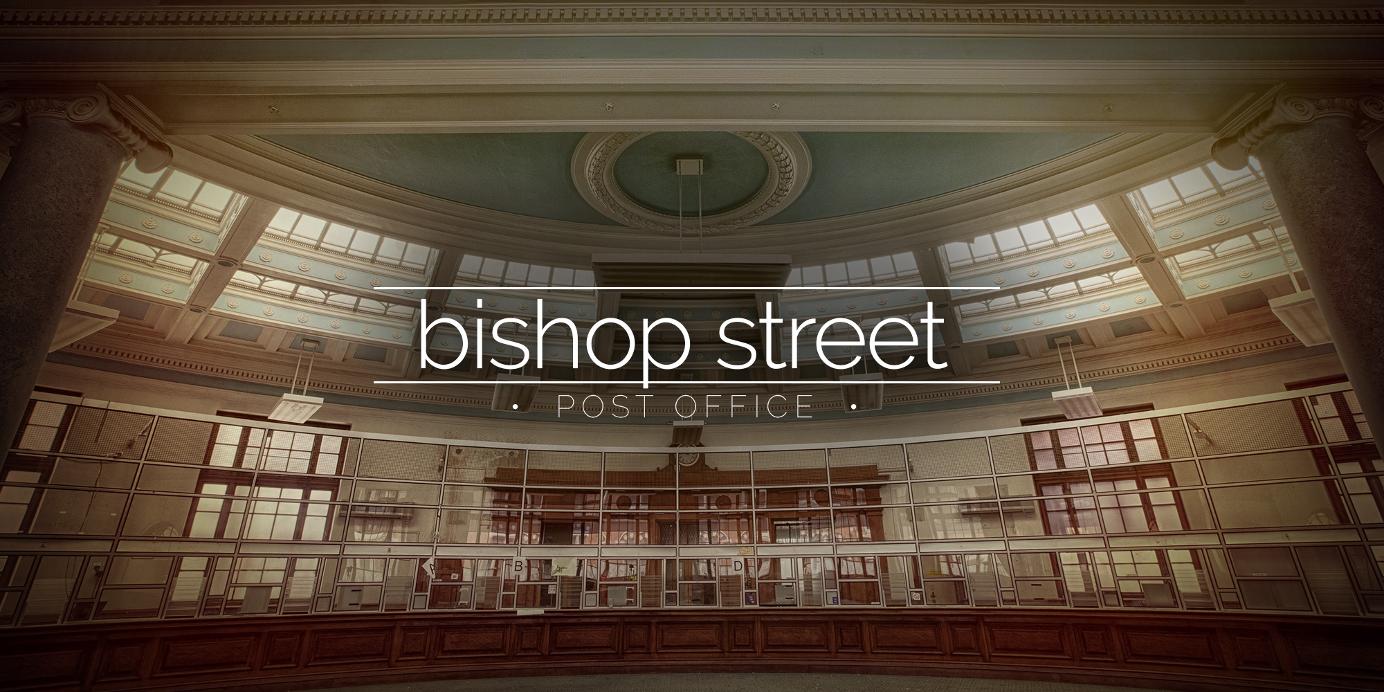 Bishop Street Post Office, Leicester