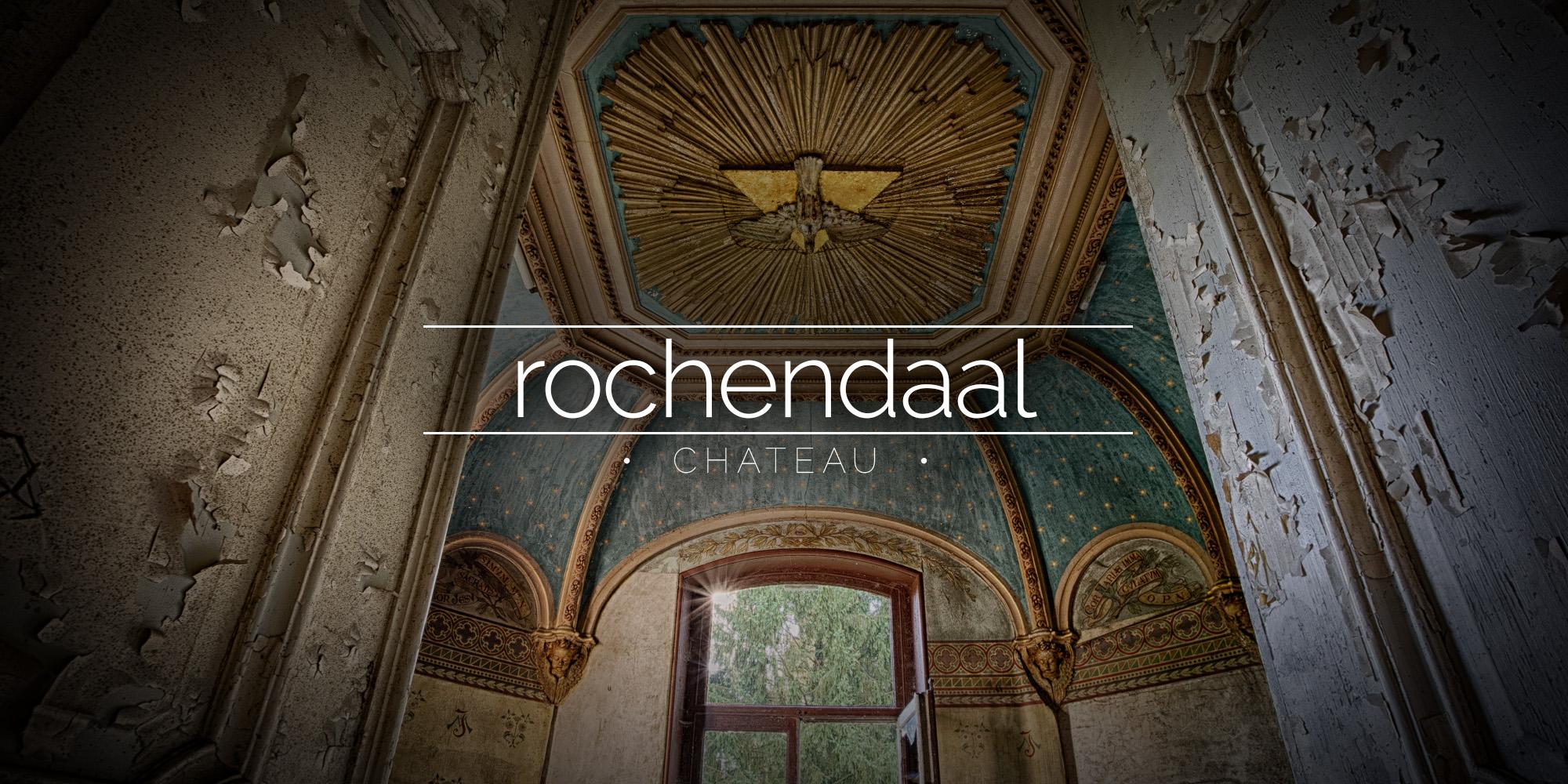 Chateau Rochendaal Belgium