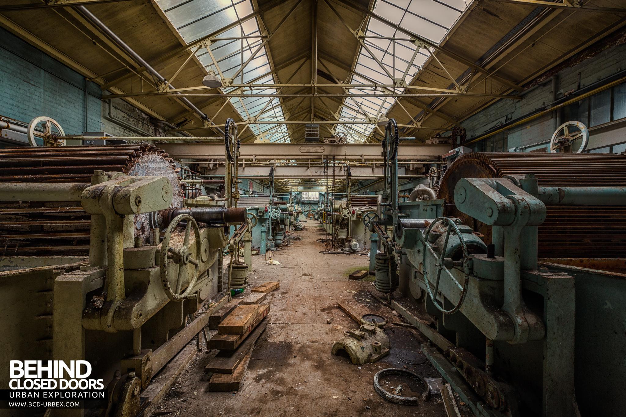 Robert Fletcher Amp Sons Paper Mill Oldham Uk 187 Urbex
