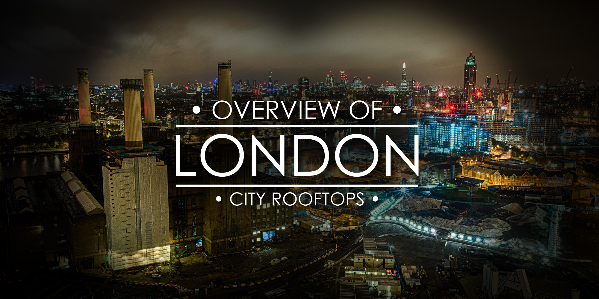London City Rooftops