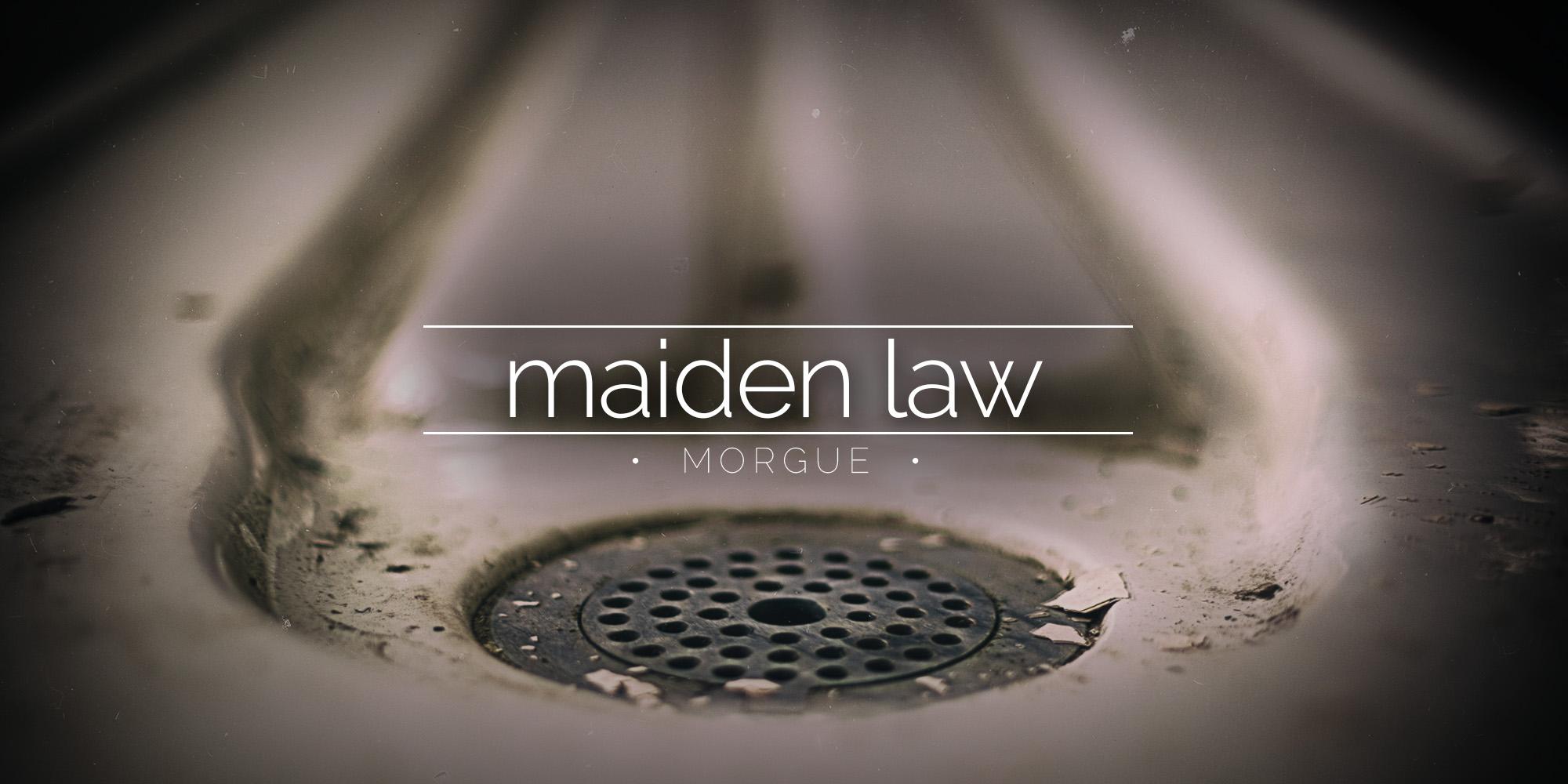 The Maids Morgue - Abandoned Mortuary