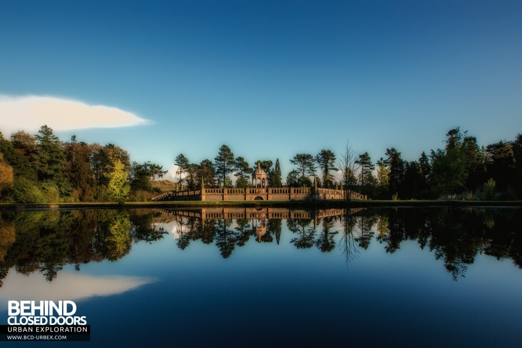 Swithland Reservoir - Reflections of the Victorian times