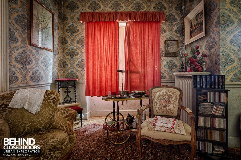 Villa Ro - Living room