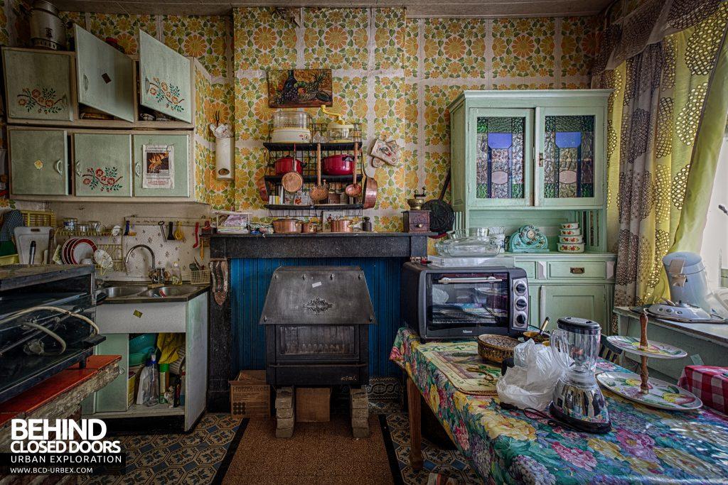 Villa Ro - Kitchen