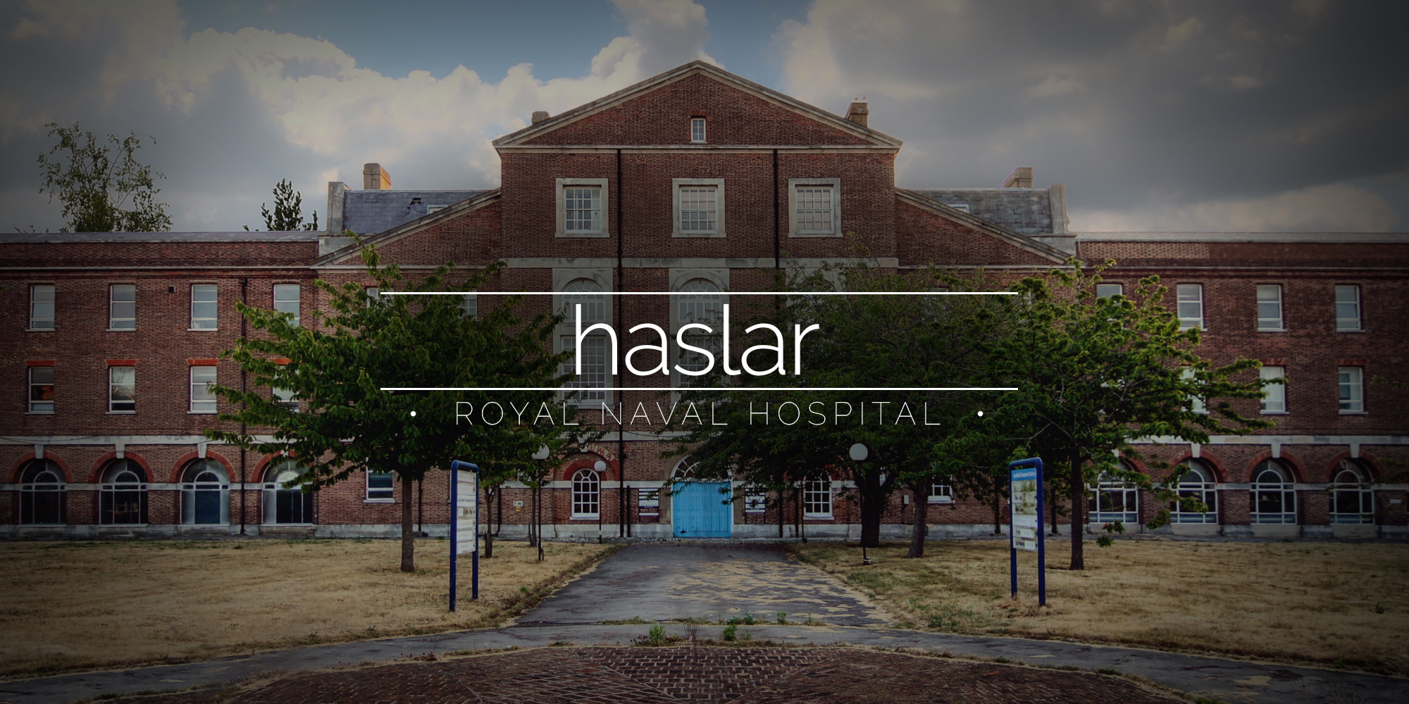 Royal Naval Hospital Haslar aka Serenity Hospital
