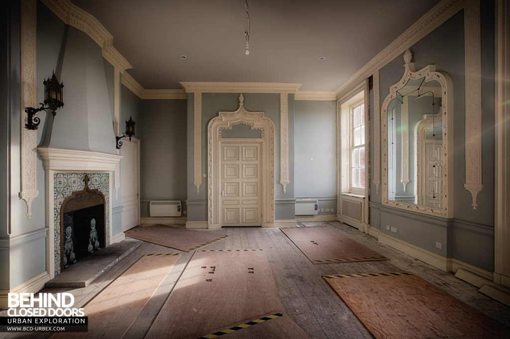Stanford Hall - Parlour suite