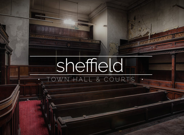 Sheffield Old Town Hall and Crown Court