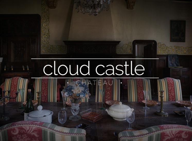 Château Sous Les Nuages - the Castle in the Clouds