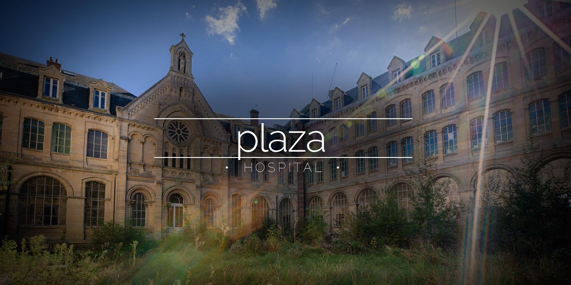 Hospital Plaza, Former Seminary, France