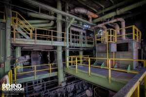 Zeche M Heinz Bergwerk, Germany - Heavy industry