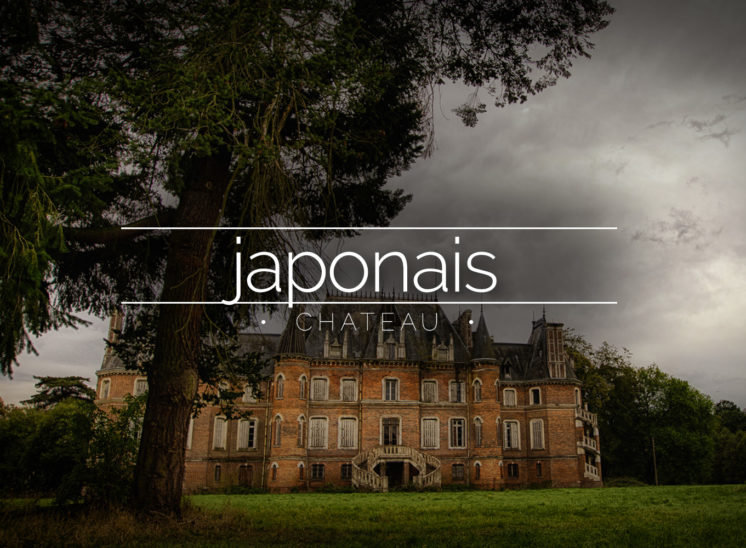 Château Japonais aka Château des Chasseurs, France