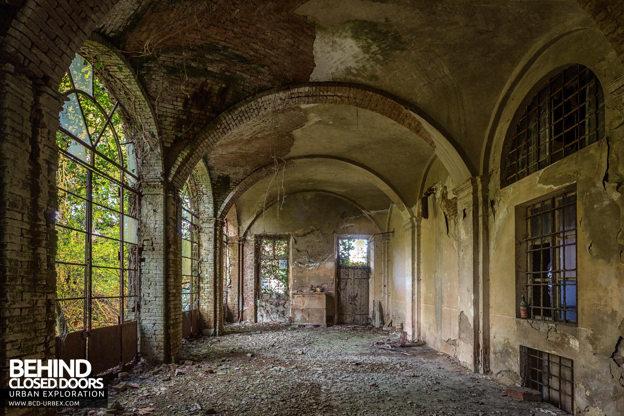 Palazzo Di L Italy 187 Urbex Behind Closed Doors Urban
