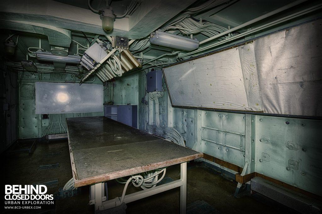 Atlantic Ghost Fleet - Briefing room