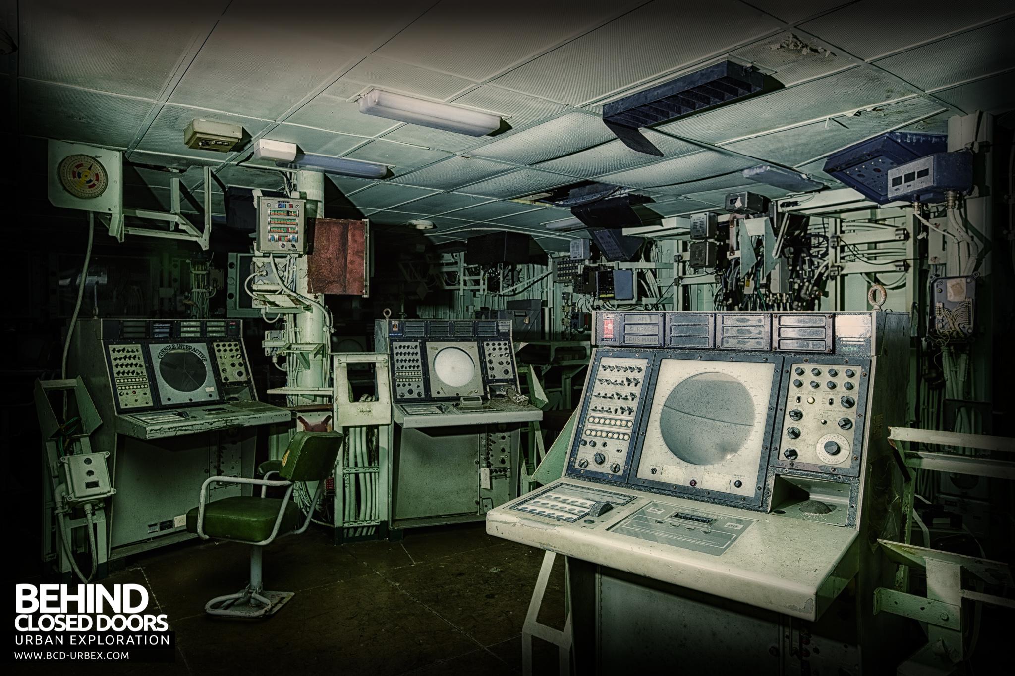 The Atlantic Ghost Fleet Battle Ships France 187 Urbex
