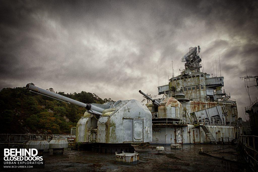 Atlantic Ghost Fleet - Anti Aircraft Guns